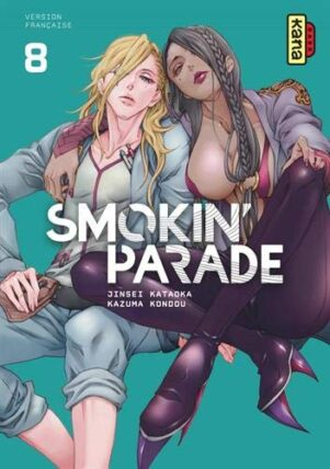 Smokin' parade T.08 | 9782505084310