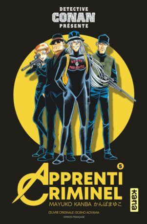 Apprenti criminel T.05 | 9782505084778