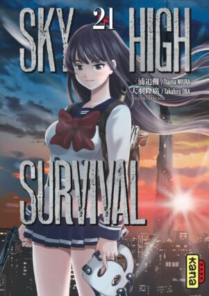 Sky-High Survival T.21 | 9782505085119