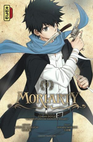 Moriarty T.09 | 9782505085140