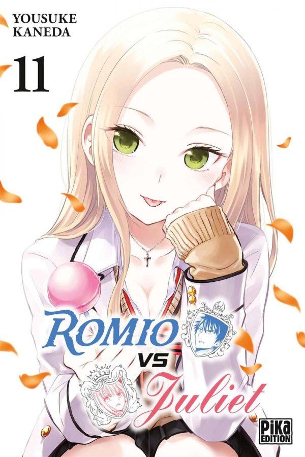 Romio vs Juliet T.11 | 9782811659776