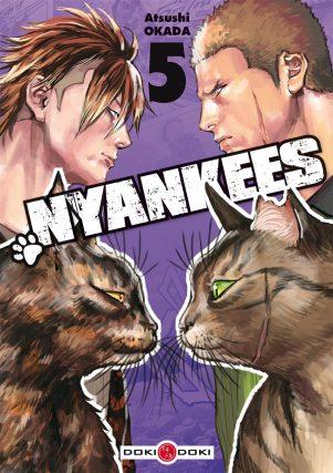 Nyankees T.05 | 9782818978054