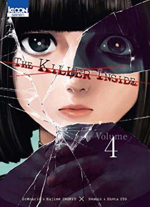 Killer inside (The) T.04 | 9791032706954