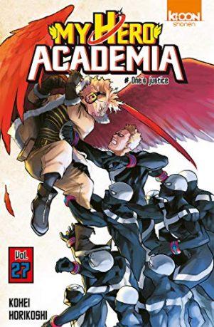 My Hero Academia T.27   9791032707470