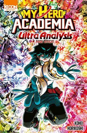 My Hero Academia - Character Book: Ultra analysis   9791032707487