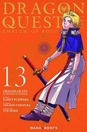 Dragon quest - Les heritiers de l'embleme T.13 | 9791035501778