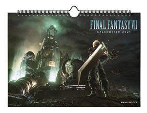 Final fantasy 7 - Calendrier 2021   9791035502171