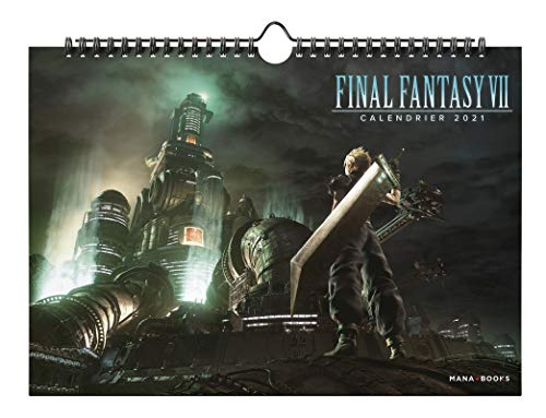 Final fantasy 7 - Calendrier 2021 | 9791035502171