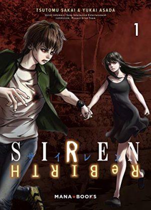 Siren rebirth T.01 | 9791035502249