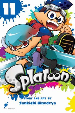 Splatoon (EN) T.11 | 9781974719815
