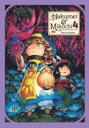 Hakumei and Mikochi (EN) T.04 | 9781975302948