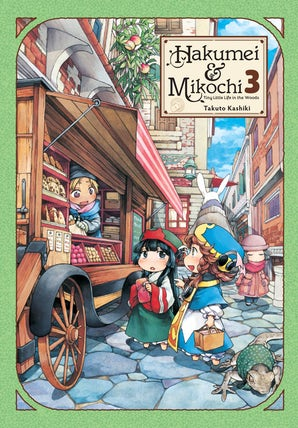 Hakumei and Mikochi (EN) T.03 | 9781975302931
