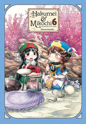 Hakumei and Mikochi (EN) T.06 | 9781975357382
