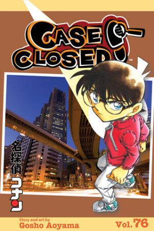 Case Closed (EN) T.76 | 9781974717002