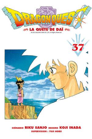 Dragon Quest - La Quete de Dai T.37   9782845808690