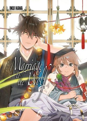Marriage to the wolf   9782368777596