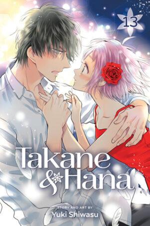 Takane & Hana (EN) T.13   9781974710775