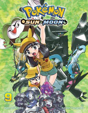 Pokemon Sun & Moon (EN) T.09 | 9781974719440