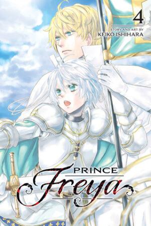 Prince Freya (EN) T.04 | 9781974720163