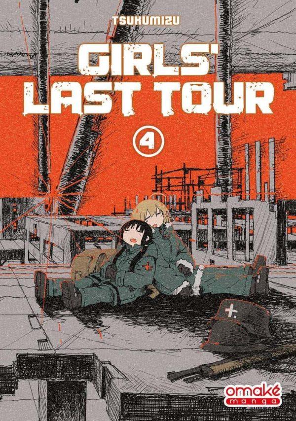 Girls' last tour T.04   9782379890352