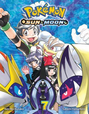 Pokemon Sun & Moon (EN) T.07 | 9781974711154