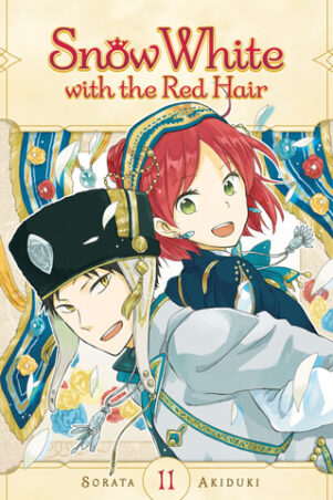 Snow White with the red hair (EN)  T.11 | 9781974707300