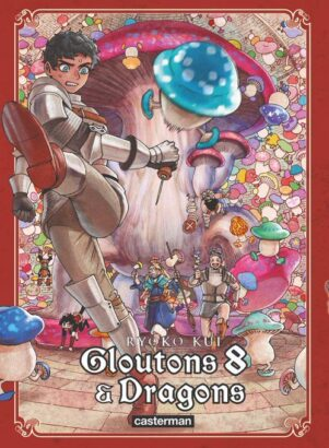 Gloutons et Dragons T.08 | 9782203202900