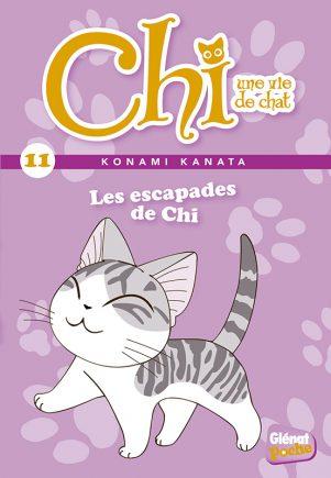 Chi, une vie de chat - Ed. de poche T.11 | 9782344007198