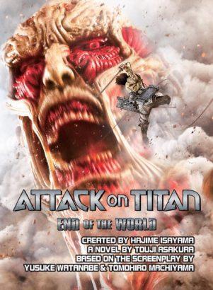 Attack on titan - End of the world - Light novel (EN) | 9781945054082