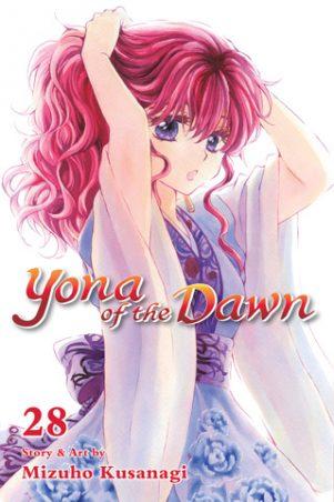 Yona of the Dawn (EN) T.28 | 9781974717361