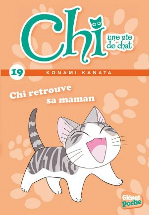 Chi, une vie de chat - Ed. de poche T.19 | 9782344018583