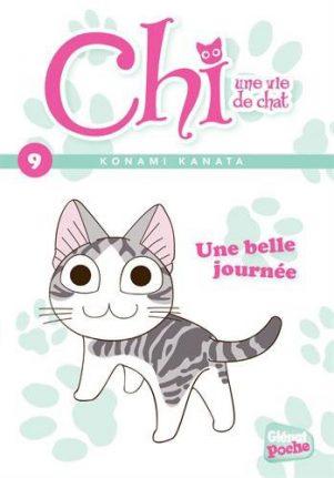 Chi, une vie de chat - Ed. de poche T.09 | 9782344007051