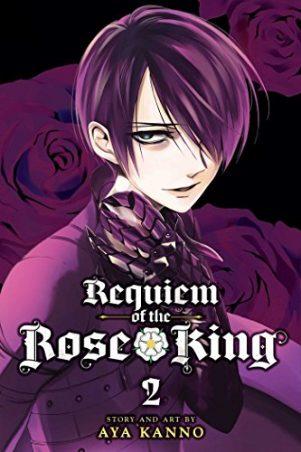 Requiem of the Rose King (EN) T.02 | 9781421580906