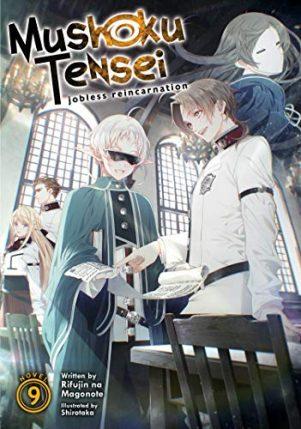 Mushoku tensei - LN (EN) T.09 | 9781645059523