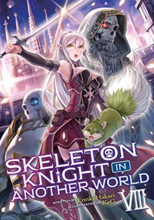 Skeleton Knight in Another World - LN (EN) T.08 | 9781645059776