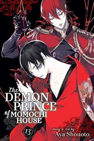 Demon Prince of Momochi House (The) (EN) T.13 | 9781974704026