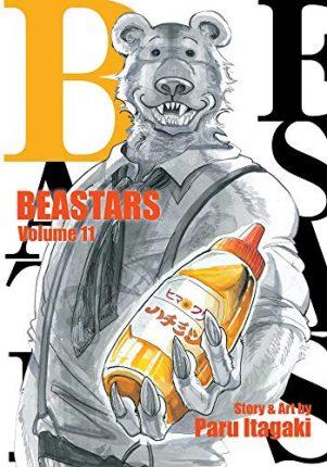 Beastars (EN) T.11 | 9781974709250