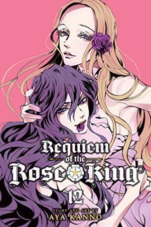 Requiem of the Rose King (EN) T.12 | 9781974714681