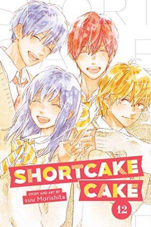 Shortcake Cake (EN) T.12 | 9781974717217