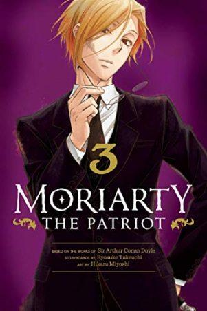 Moriarty, the patriot (EN) T.03 | 9781974719365