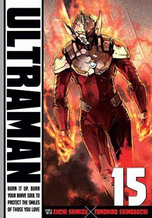 Ultraman (EN) T.15 | 9781974720125