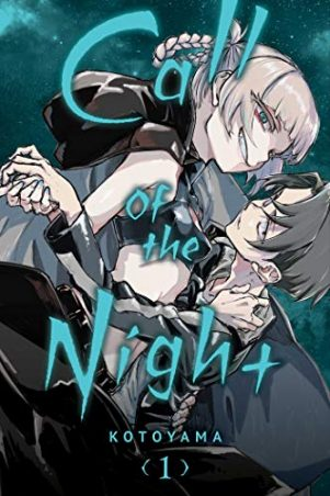 Call of the night (EN) T.01 | 9781974720514