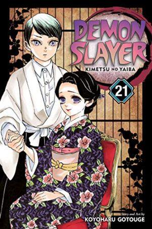 Demon Slayer: Kimetsu no Yaiba (EN) T.21 | 9781974721207