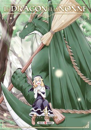 Dragon et la nonne (Le) T.04 | 9782302092211