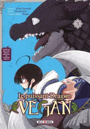 Puissant dragon vegan (Le) T.03 | 9782302092228