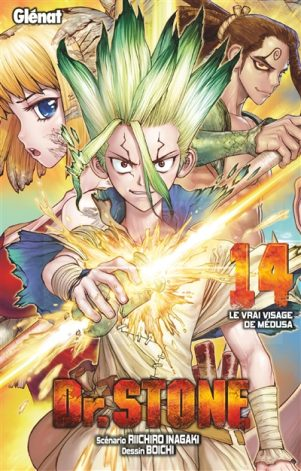 Dr Stone T.14 | 9782344044179