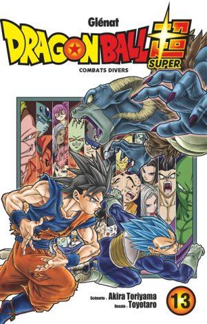 Dragon Ball Super T.13 | 9782344046432