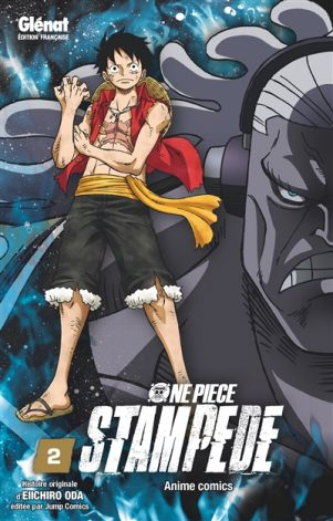 One Piece - Anime Comics: Stampede T.02 | 9782344046746