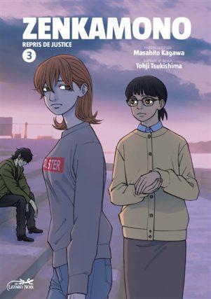Zenkamono - Reprise de justice T.03 | 9782353481910