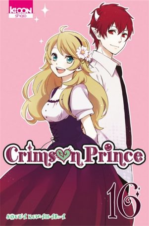 Crimson Prince T.17 | 9782355928840